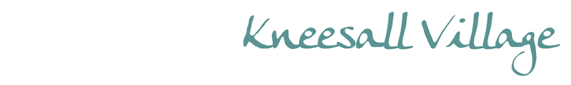 kneesall village logo